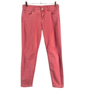 Kut From The Kloth 4 Pink Faded Skinny